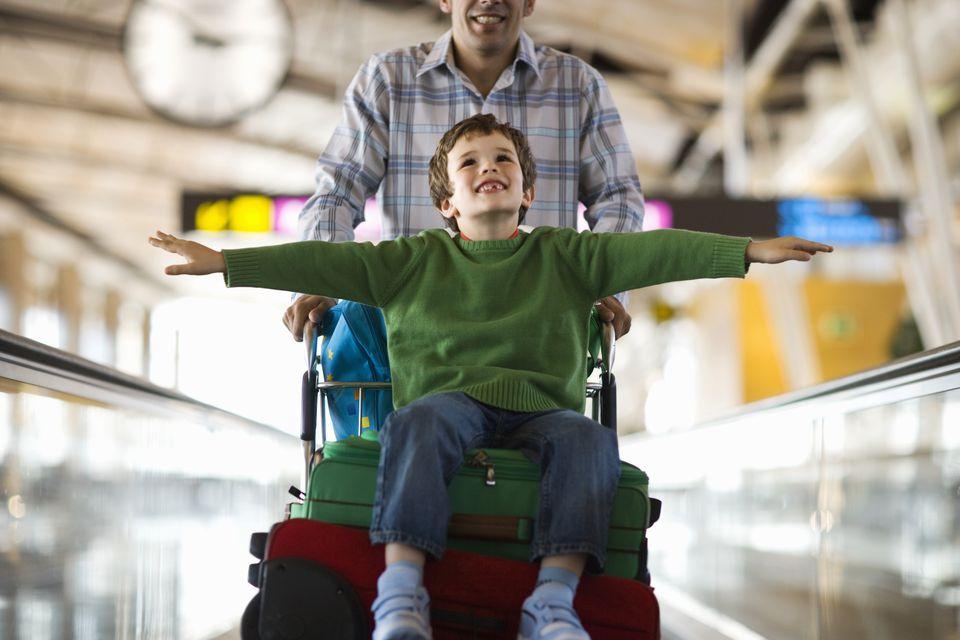 Dicas para viagem internacional com crianças