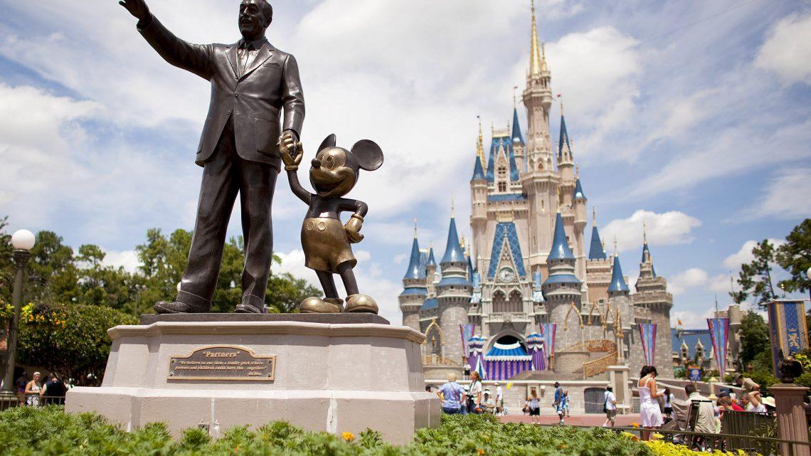 Viajar para Disney Gastando Pouco